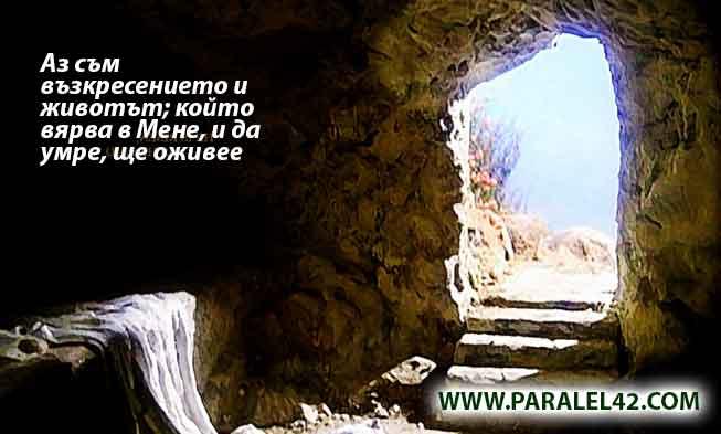 Живот след смъртта възкресение