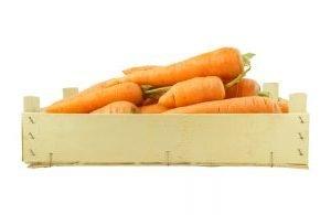 съхранение на домати и моркови