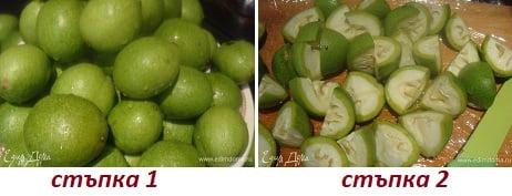 ликьор от зелени орехчета ползи