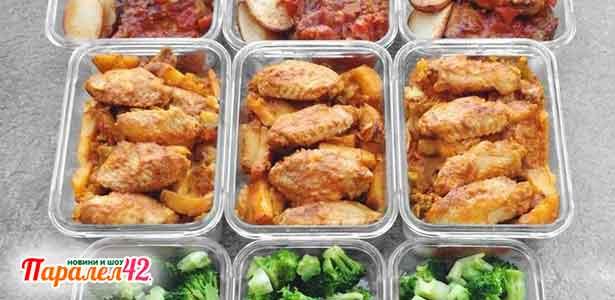 Разрешени храни при кето диета