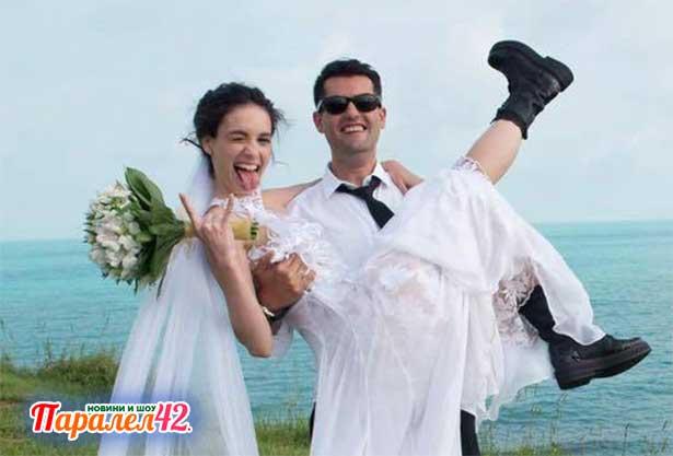 Луиза Григорова сватба