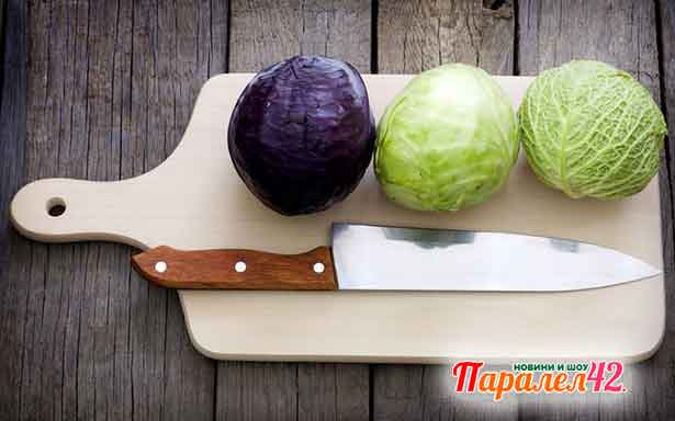 10-дневна диета със зеле