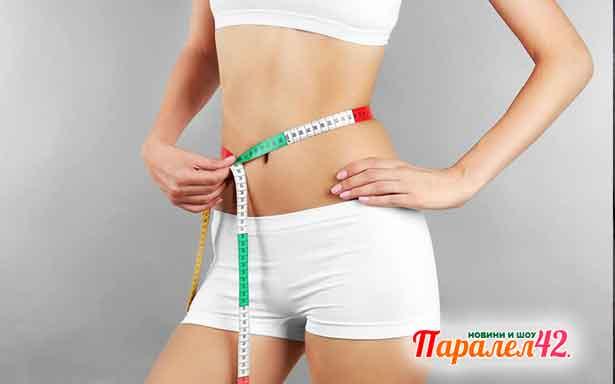 10-дневна диета отслабване
