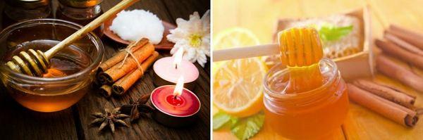 мед и канела против вируси