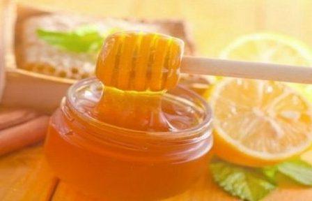 мед и канела с лимон