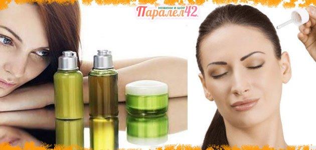 рициново масло за коса