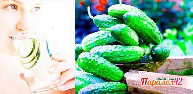 06 Диета с краставици: Краставичена каша за отслабване