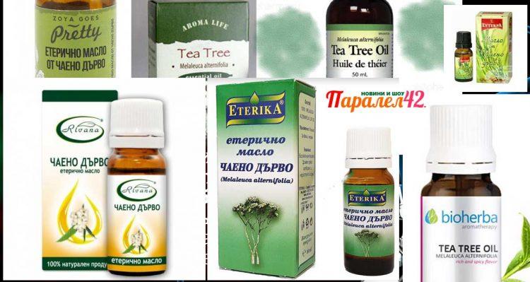 Какво е чаено дърво… … и какво съдържа маслото му