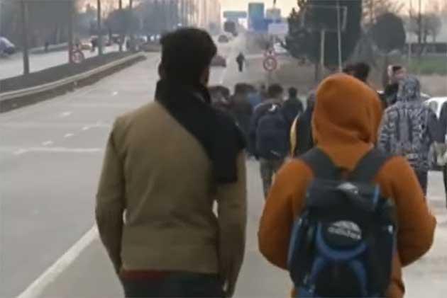 Мигранти (бежанци) 01, кризата Сирия и Ванга