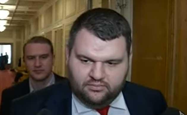 Делян Пеевски, КОЙ