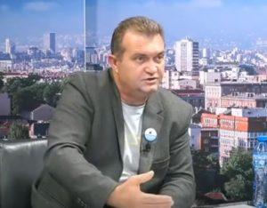 Лидерът на БОЕЦ Георги Георгиев