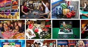 хазартна индустрия
